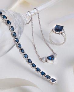 Cheshires Jewellers Sapphires